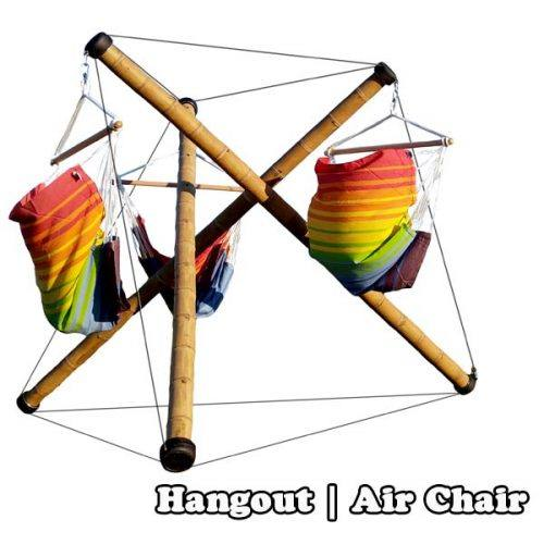 Tropical Hangout Air-Chair