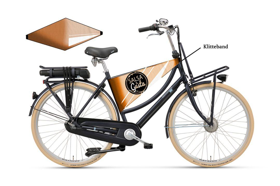 Brand Activation Bicycle